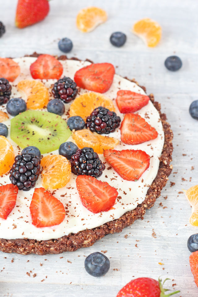 healthy fruit recipes snacks fruit pizza healthy