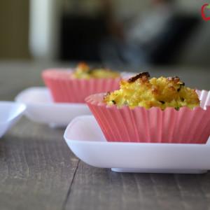 Baked Zucchini Bite Recipe