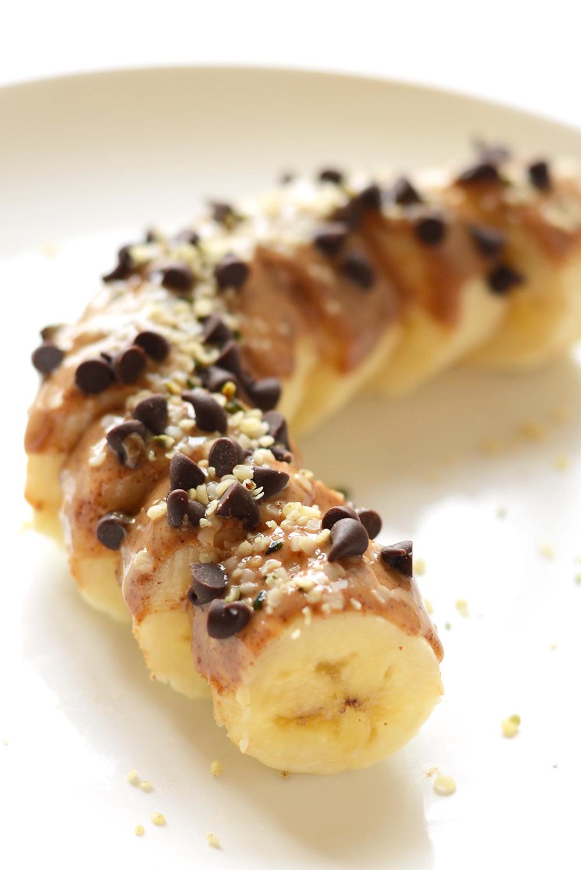 Almond Butter Banana S...