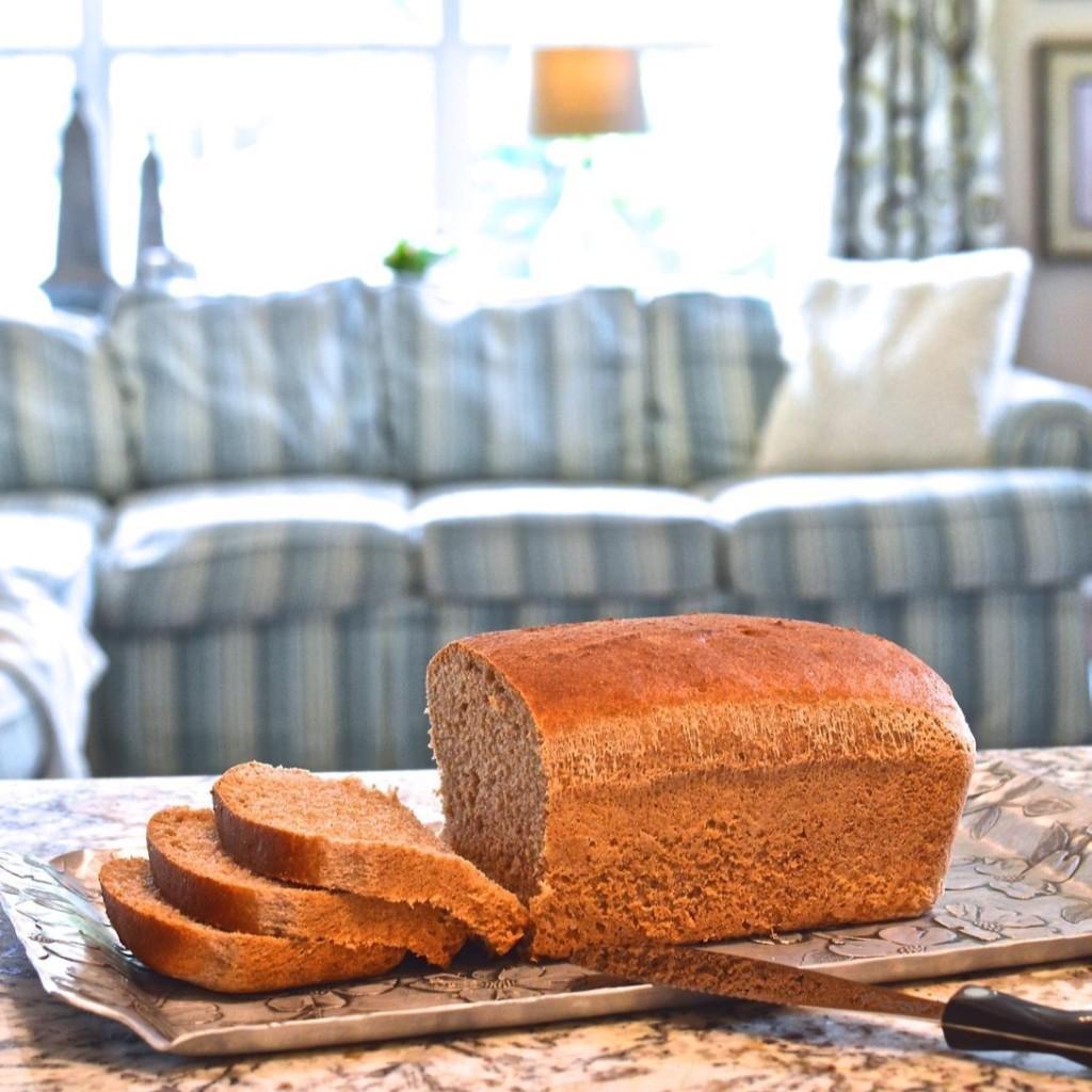 Honey Whole Wheat Bread | Super Healthy Kids