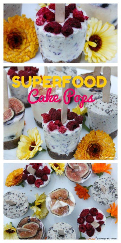 Super Food Cake Pops Recipe