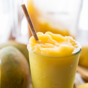 Peach Mango Freeze