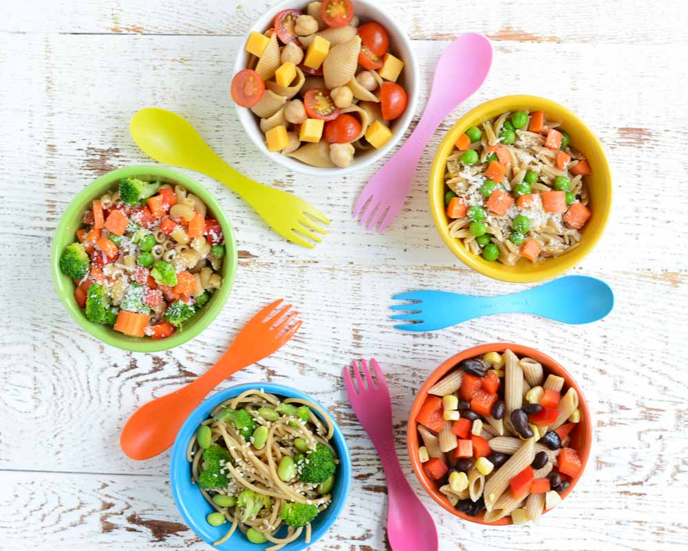 5 Quick And Easy Kid Friendly Pasta Salads