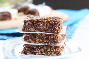 Chocolate No-Bake Lunch Box Treat 5