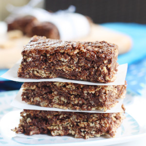 No-Bake Chocolate Lunch Box Treat