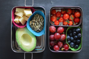 5 Day of Healthy, Nut-Free Lunch Box Ideas