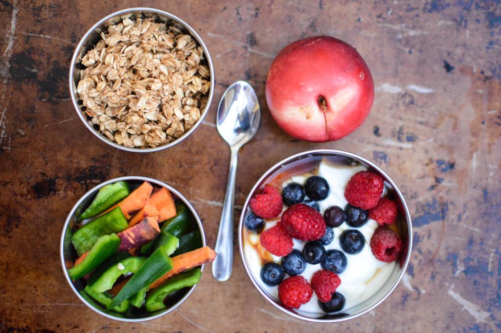 A Week's Worth of Nut-Free Lunch Box Ideas! www.superhealthykids.com