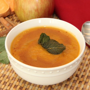 Sweet Potato and Apple Soup Recipe