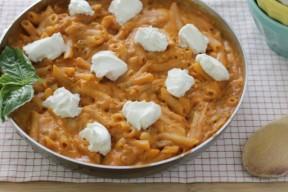 skillet lasagna pasta