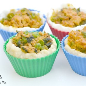 Muffin Tin Mini Pumpkin Pot Pies