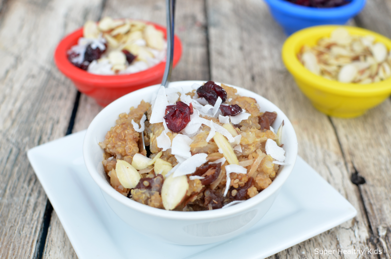 Healthy slow cooker breakfast recipes healthy ideas for kids for Slow cooker breakfast recipes for two
