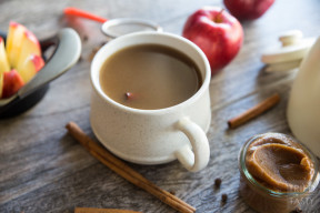 CARAMEL APPLE CIDER You won't want to miss this delicious recipe for the holidays. A sweet comforting mug of wonderful deliciousness!