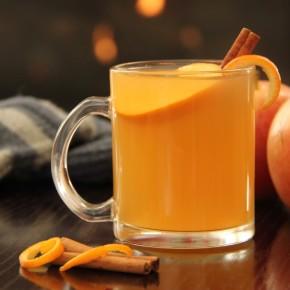 Orange Cinnamon Apple Cider