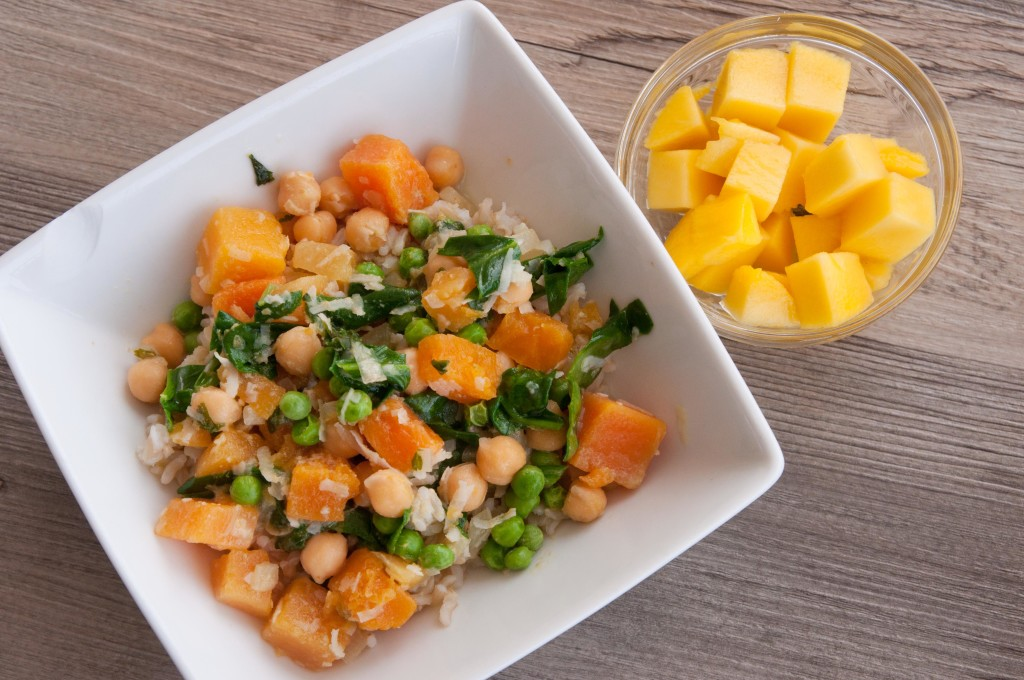 Chickpea and Butternut Squash Stew | Super Healthy Kids