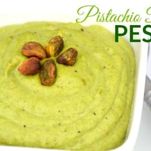 Pistachio Pea Pesto