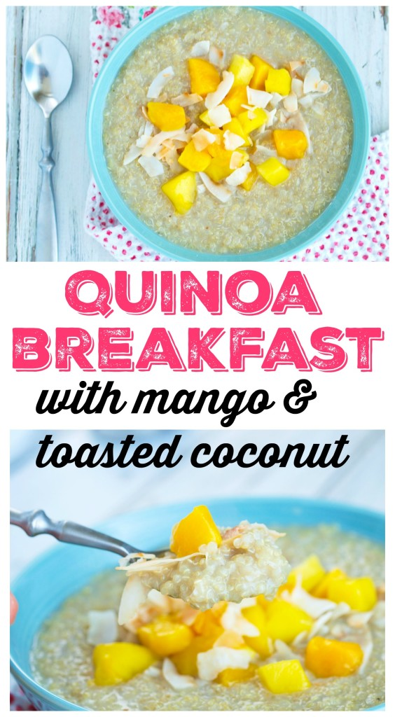 Sweet, creamy and delicious - this powerhouse breakfast will get your kids excited to eat breakfast! www.superhealthykids.com