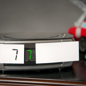 Digital Tot Clock