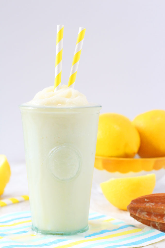 Healthy Frosted Lemonade Chick Fil A Copycat Healthy