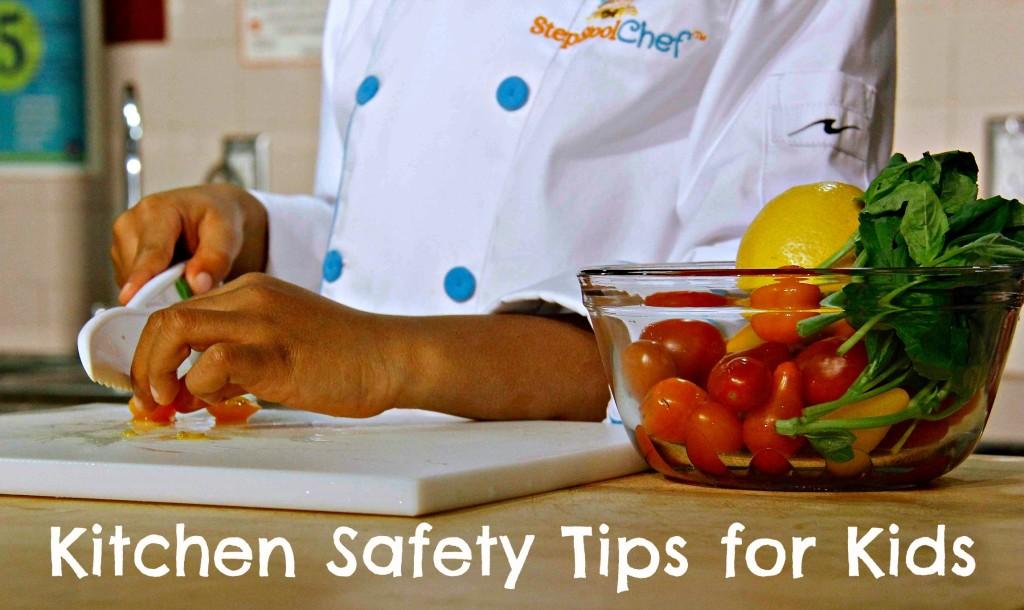 Top 7 Kitchen Safety Tips To Teach Your Kids | Healthy Ideas For Kids