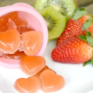 Strawberry Kiwi Gummies Recipe