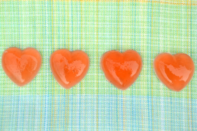 fruit picking healthy fruit gummies