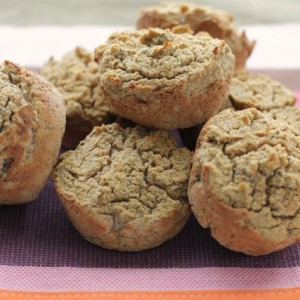 Grain-Free Applesauce Muffins Recipe