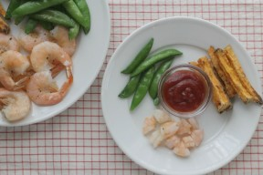 easy shrimp dinner