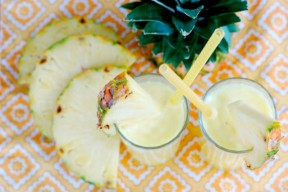 Refreshing Pineapple Cooler