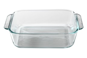 "Pyrex Basics 8"" Square"