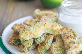 Baked Avocado Fries Square WM