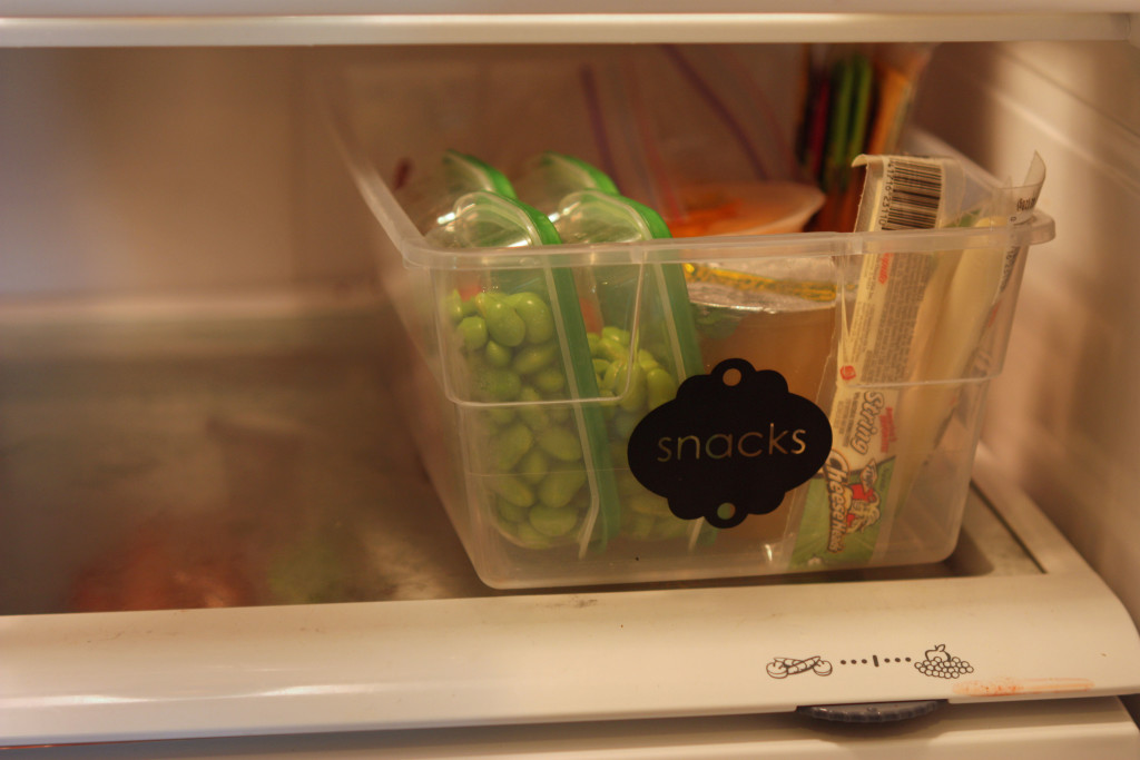 Fridge Snack Container