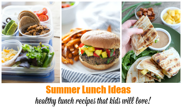 15 easy and fresh summer lunch ideas super healthy kids bloglovin