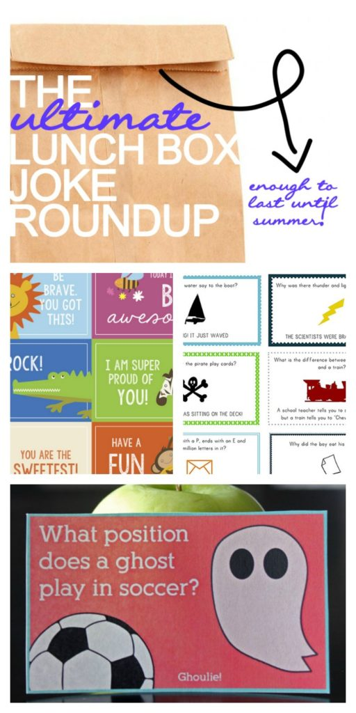 The Ultimate Lunchbox Joke Roundup