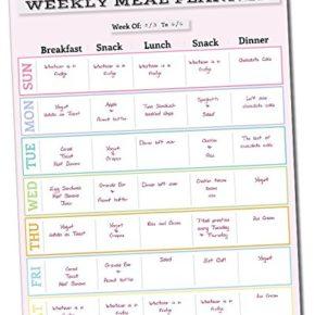 Dry Erase Meal Planner