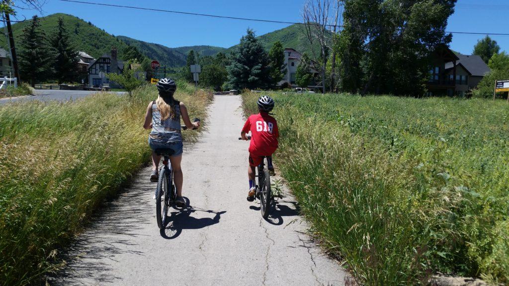 Things to do in heber valley utah Biking Midway Adventure