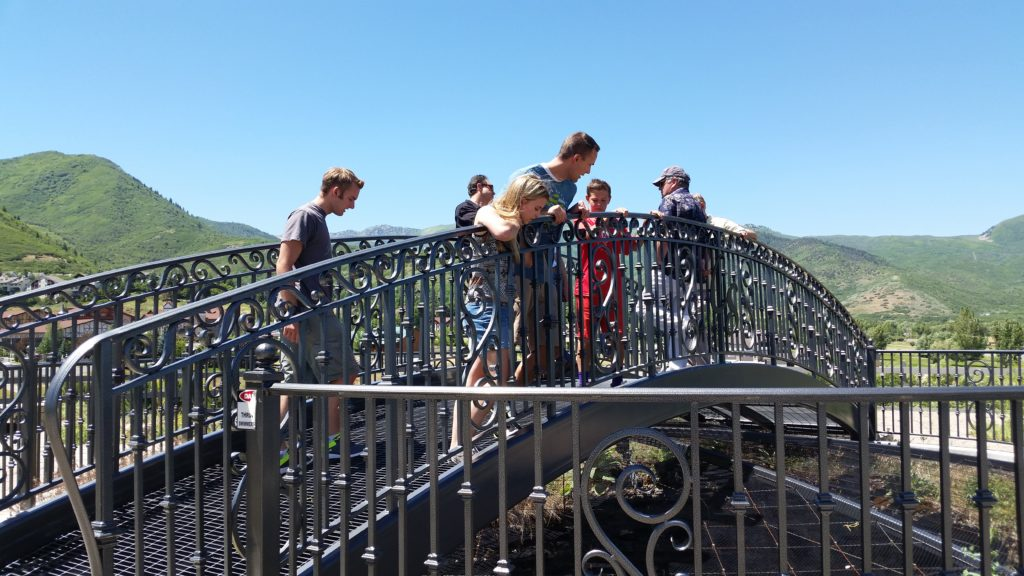 Things to do in heber valley utah The Homestead Crater