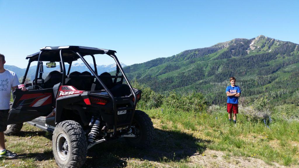 Things to do in heber valley utah Razor Rental Adventure Haus