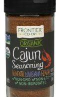 Frontier Cajun Seasoning Certified Organic