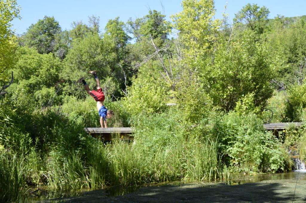 Cascade Springs Things to do in heber valley utah