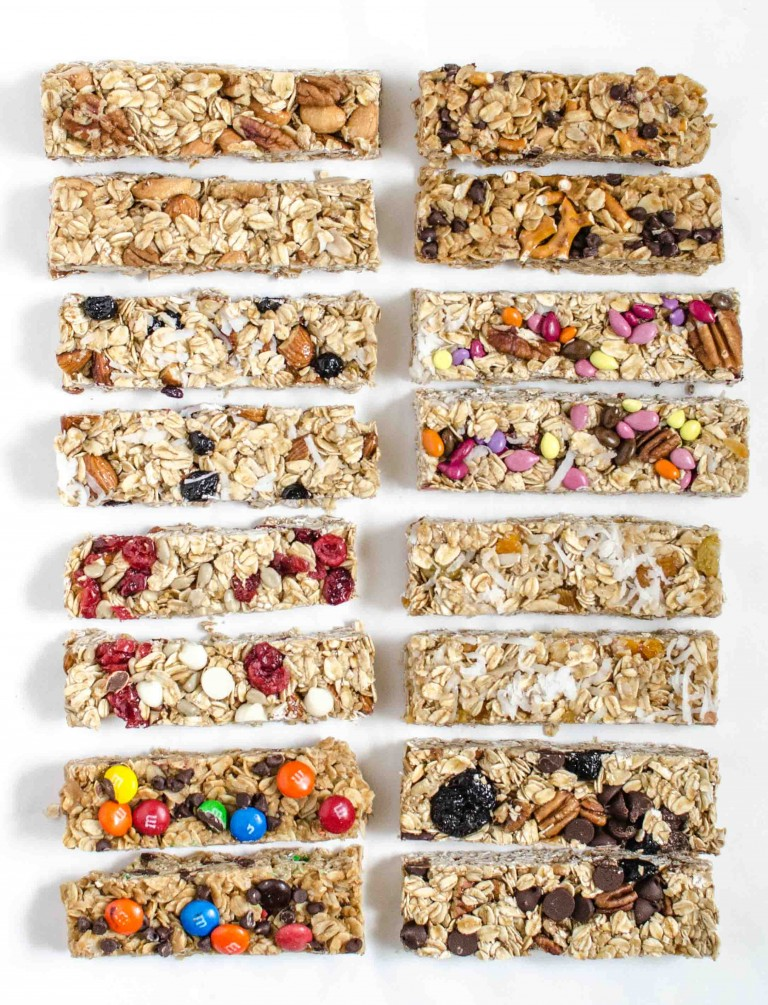 Banana Coconut Energy Bars images