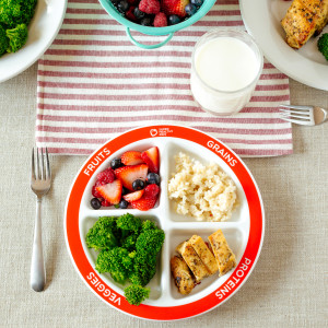 MyPlate: Focus on Fruits and Vegetables