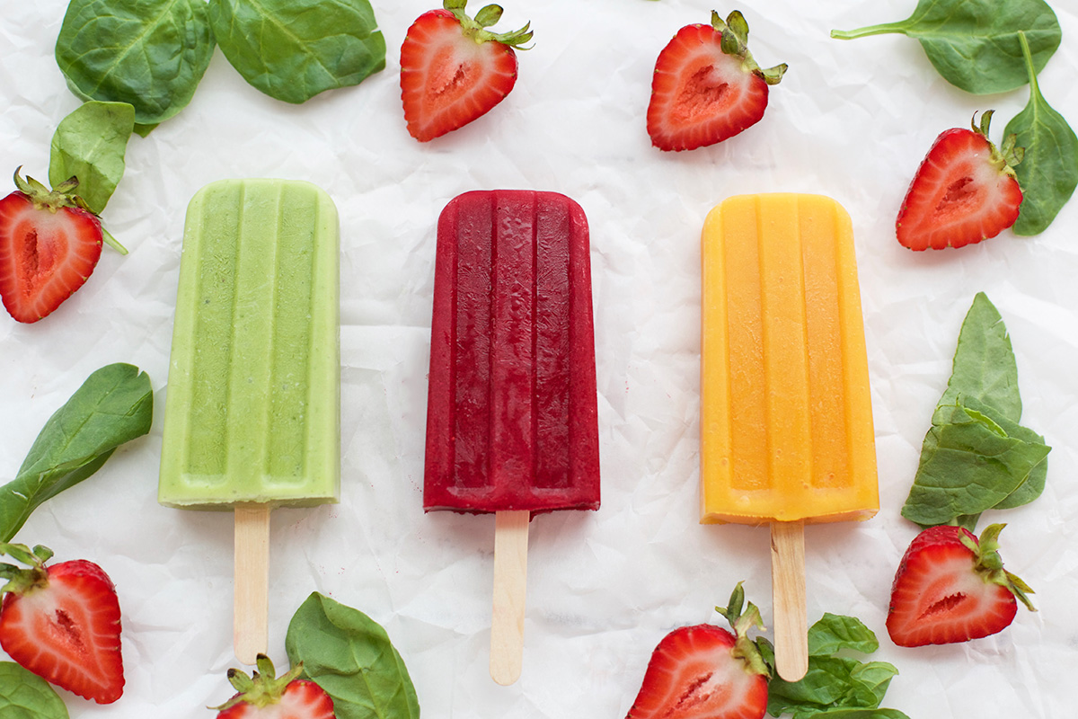 make popsicles-faviana