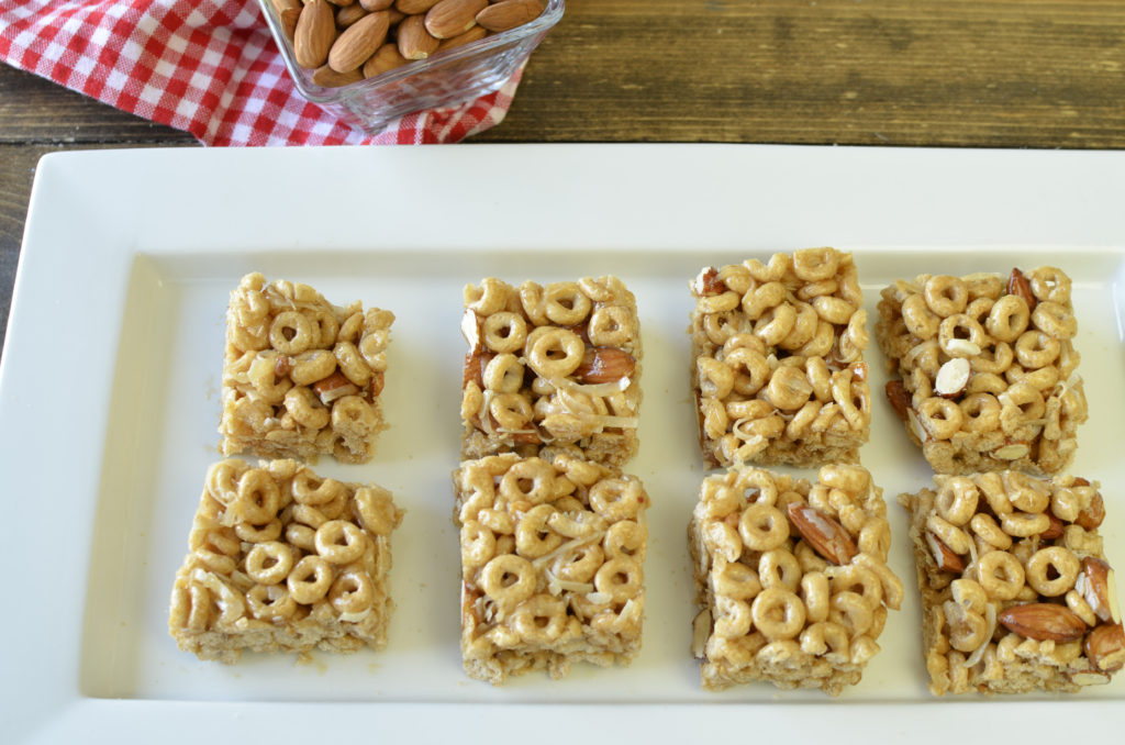 cereal bars you can prep ahead