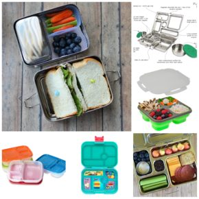 Lunchbox Collage