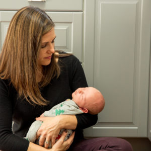 Five Post-Partum Nutrition Tips From a Dietitian Mom