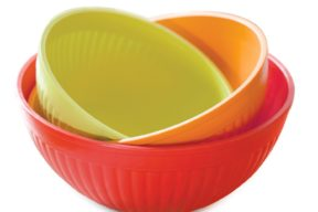 Nordic Ware Prep and Serve Mixing Bowl Set