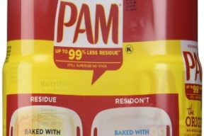 PAM No-Stick Cooking Spray Cans