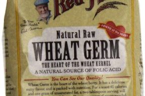 Bob's Red Mill Wheat Germ Natural Raw Grain