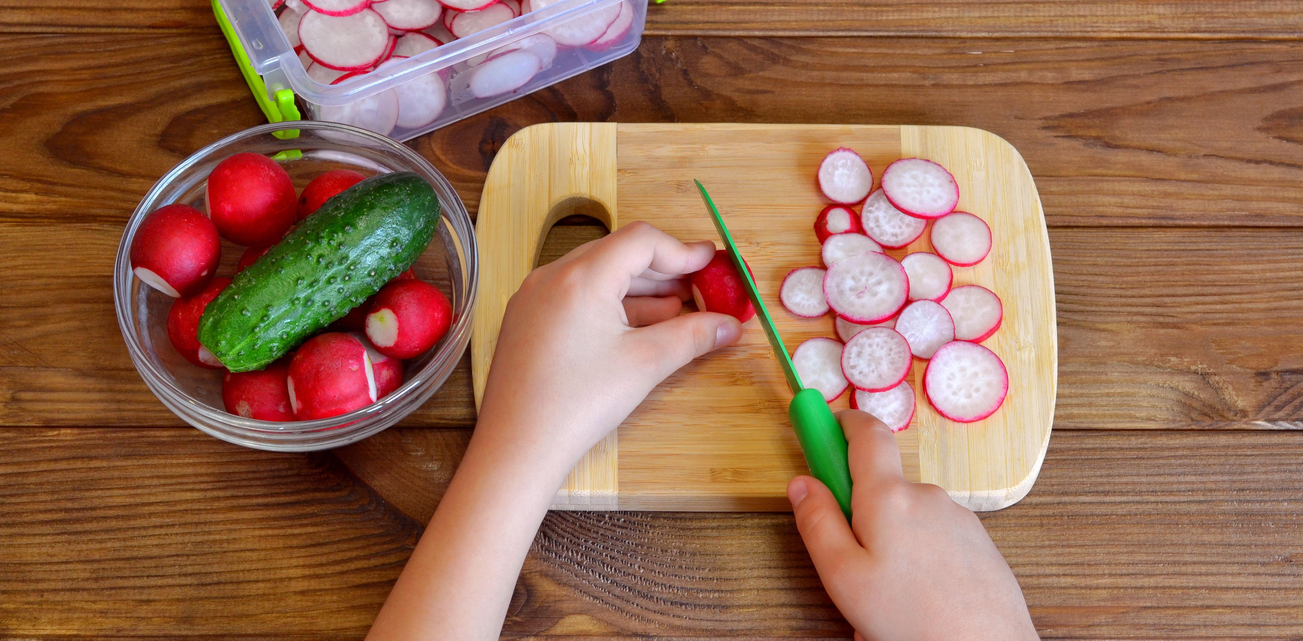 kids in the kitchen | super healthy kids