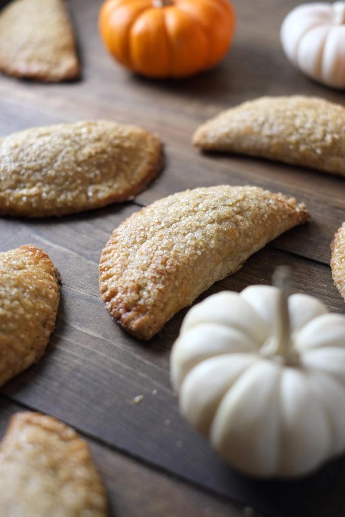 Harry Potter Inspired Pumpkin Pasties Recipe
